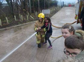 P3&4 Trip to Fire Station