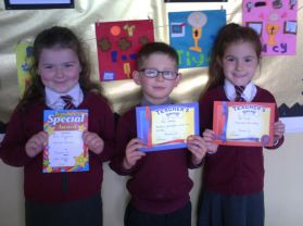May Award Winners