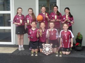 Sporting Success at St Ronan's Recarson